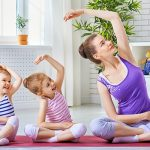 Yoga Exercises to do with Your Little One
